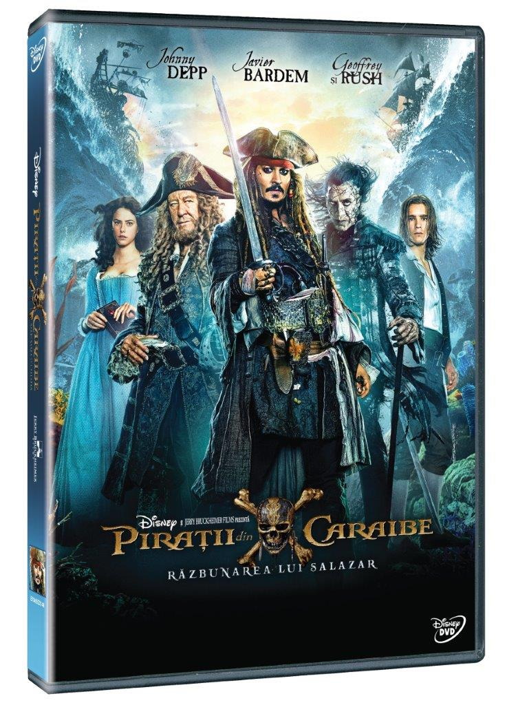 Piratii din Caraibe - Razbunarea lui Salazar / Pirates of the Caribbean - Dead Men Tell No Tales