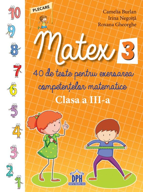 Matex clasa a III-a