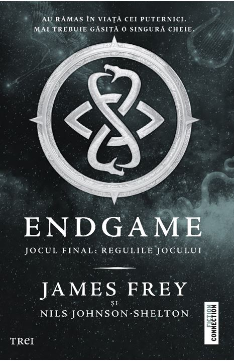 Imagine Endgame - Jocul Final - Regulile Jocului - Nils Johnson-shelton, James