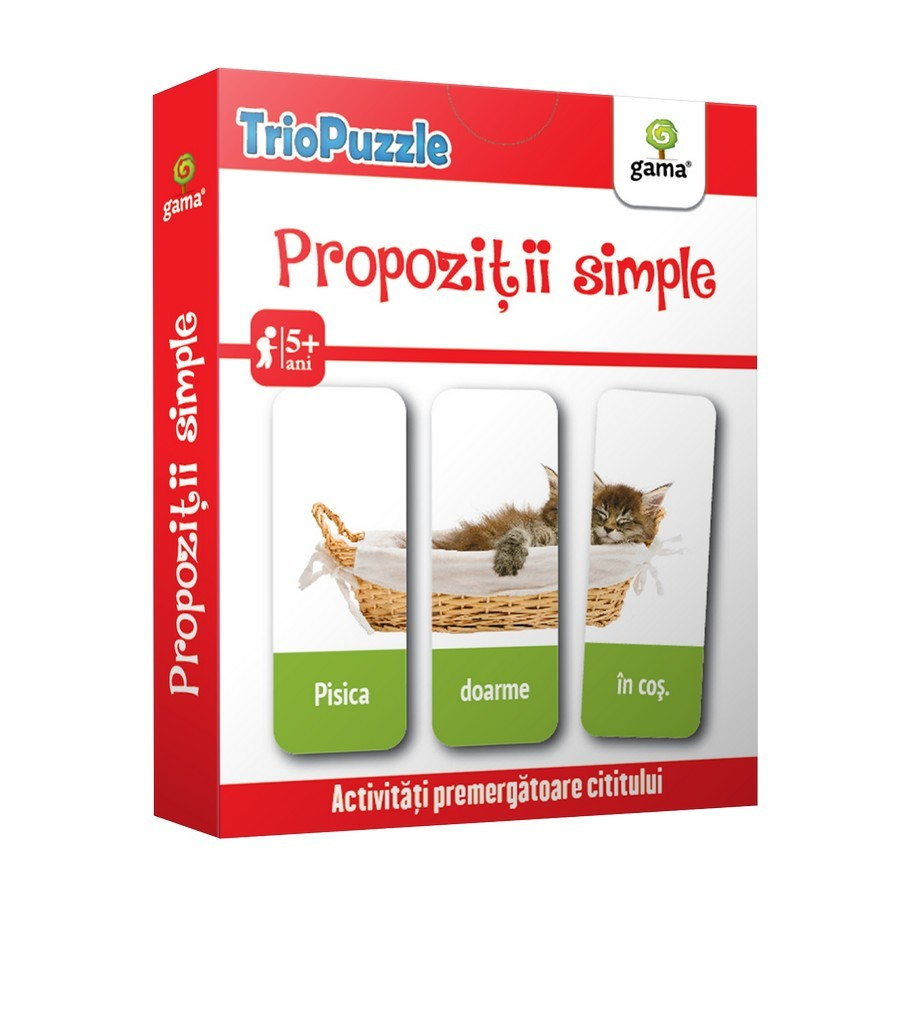Propozitii simple - TrioPuzzle |