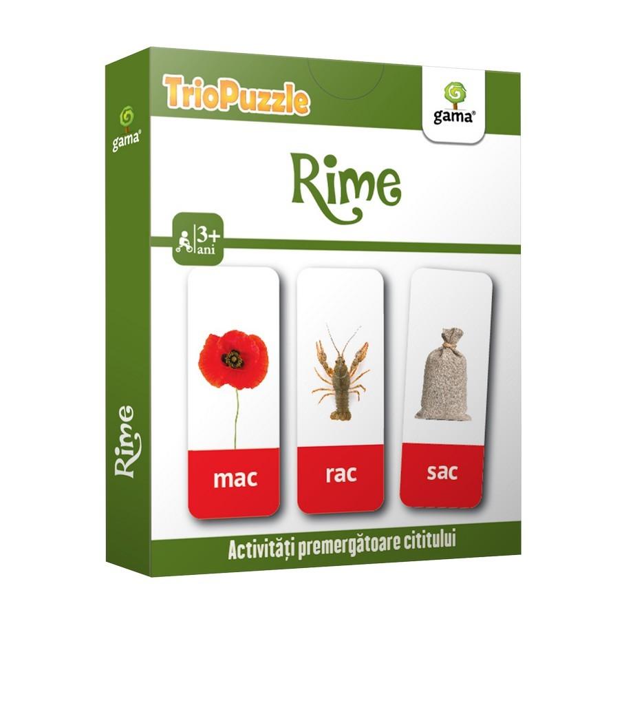 Rime - TrioPuzzle |