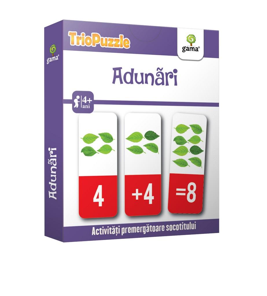 Adunari - TrioPuzzle |