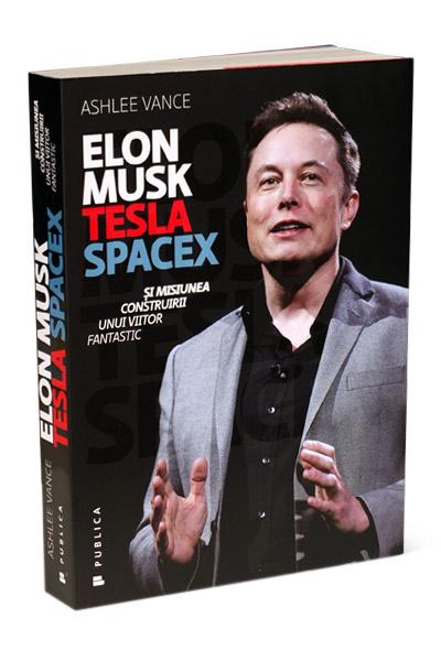 Imagine Elon Musk - Ashlee Vance