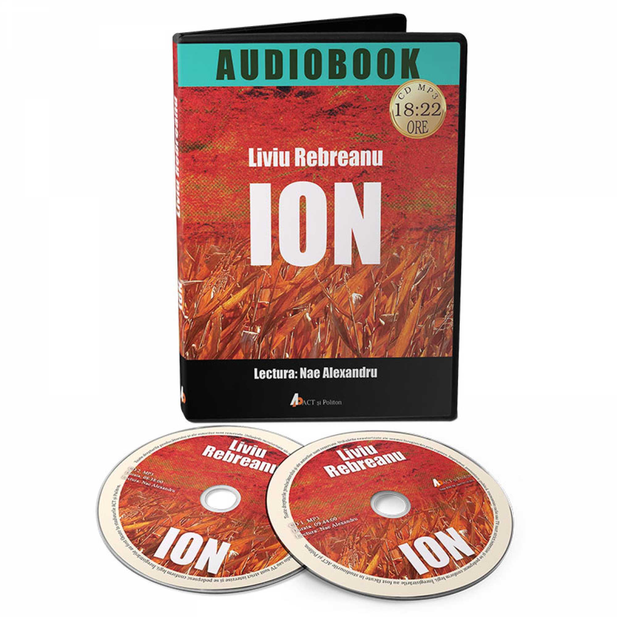 Ion - Audiobook | Liviu Rebreanu