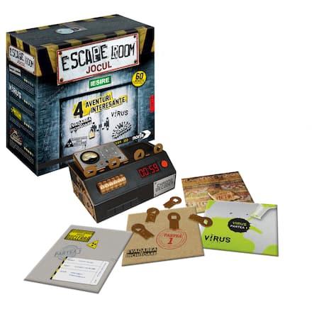 Escape Room - Jocul | Noris