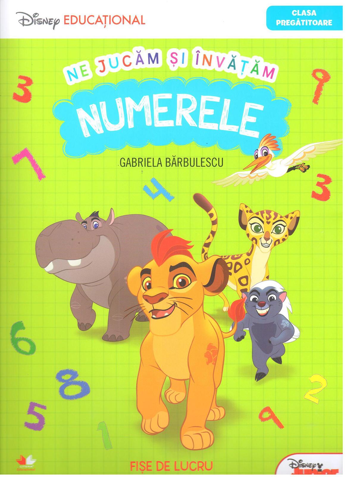 Ne jucam si invatam - Numerele