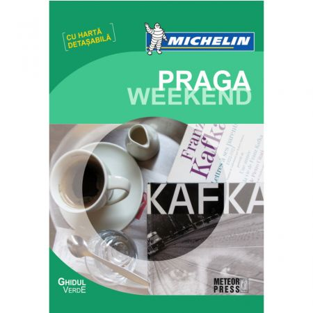 Ghidul Verde Michelin - Praga Weekend