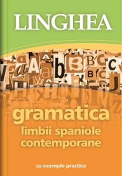 Gramatica limbii spaniole contemporane |