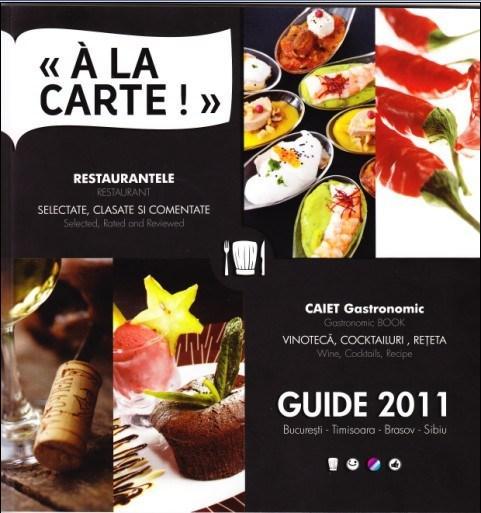 Ghid Gastronomic 'A La Carte'