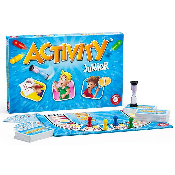 Board game - Piatnik, Activity Junior thumbnail