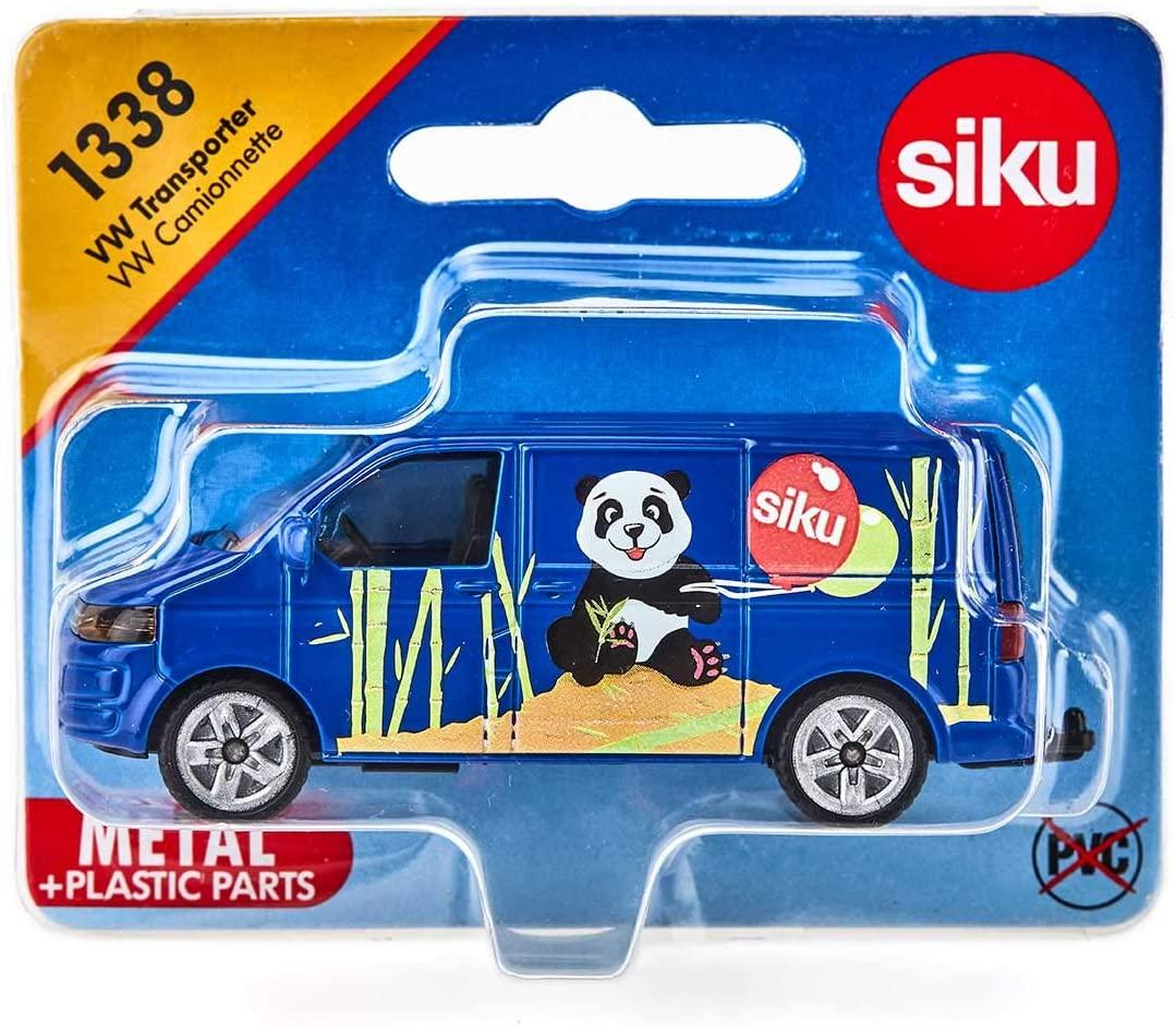 Masinuta - VW Transporter   Siku - 4