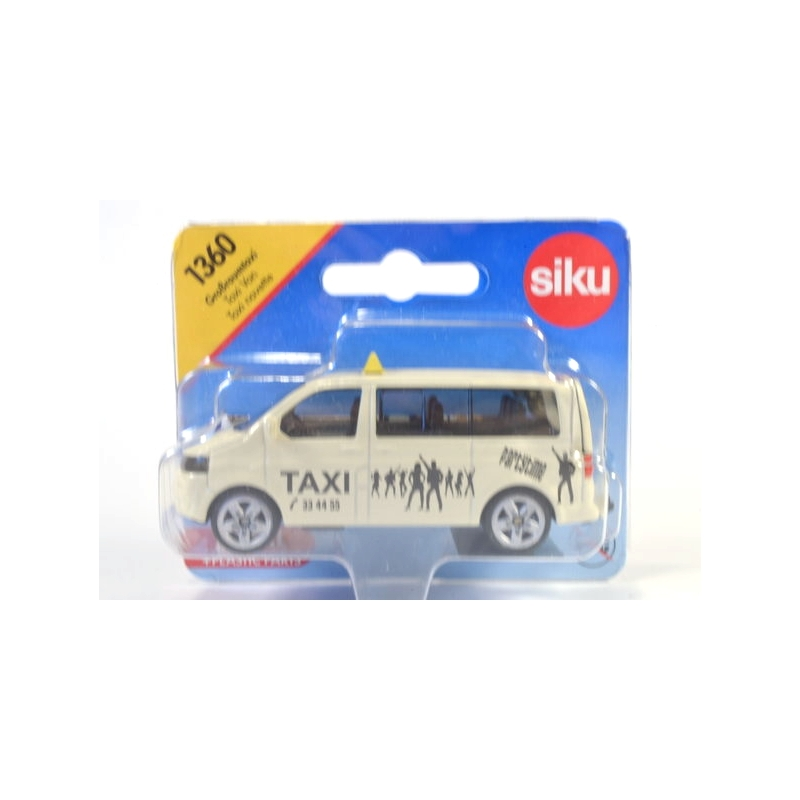 Masinuta - Taxi Van   Siku - 1