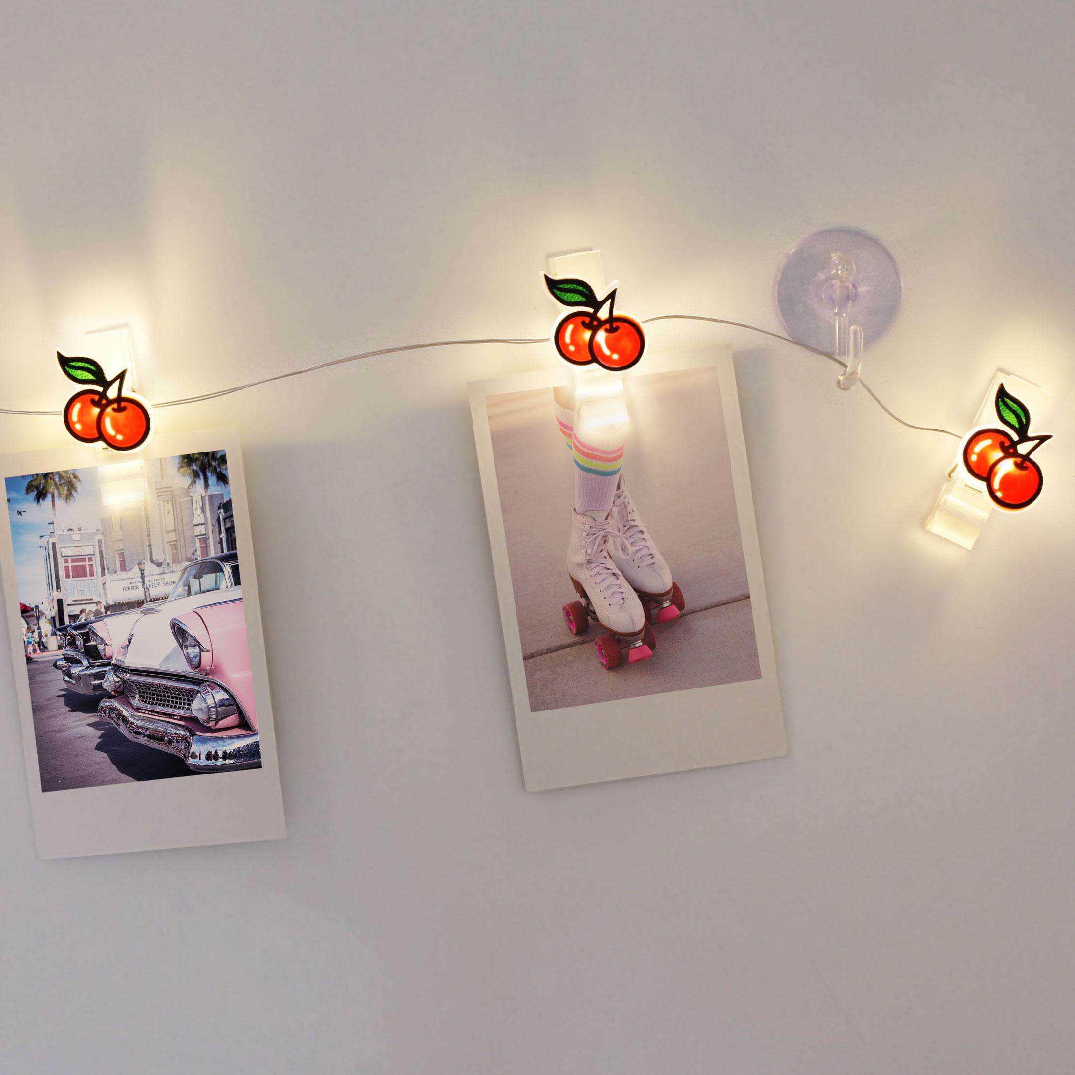Suport pentru poze cu clips - Cherry Light thumbnail