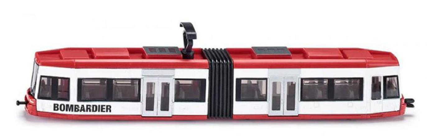 Tramvai de jucarie - Bombardier | Siku