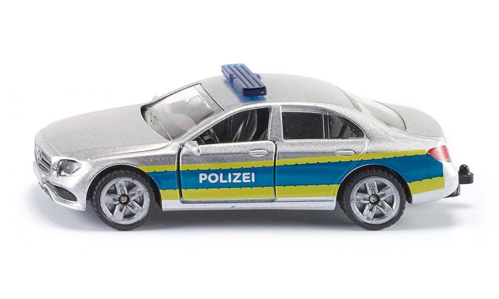 Masinuta - Masina de Patrulare a Politiei - Mercedes | Siku