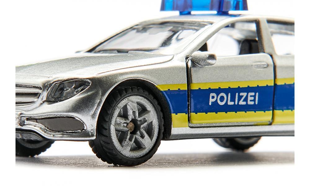 Masinuta - Masina de Patrulare a Politiei - Mercedes   Siku - 4