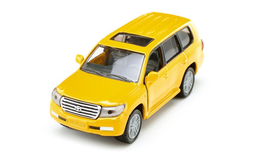 Masinuta - Toyota Landcruiser | Siku
