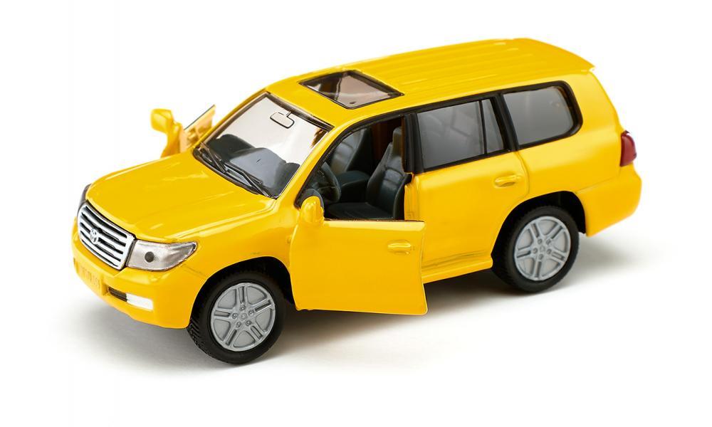 Masinuta - Toyota Landcruiser | Siku - 4