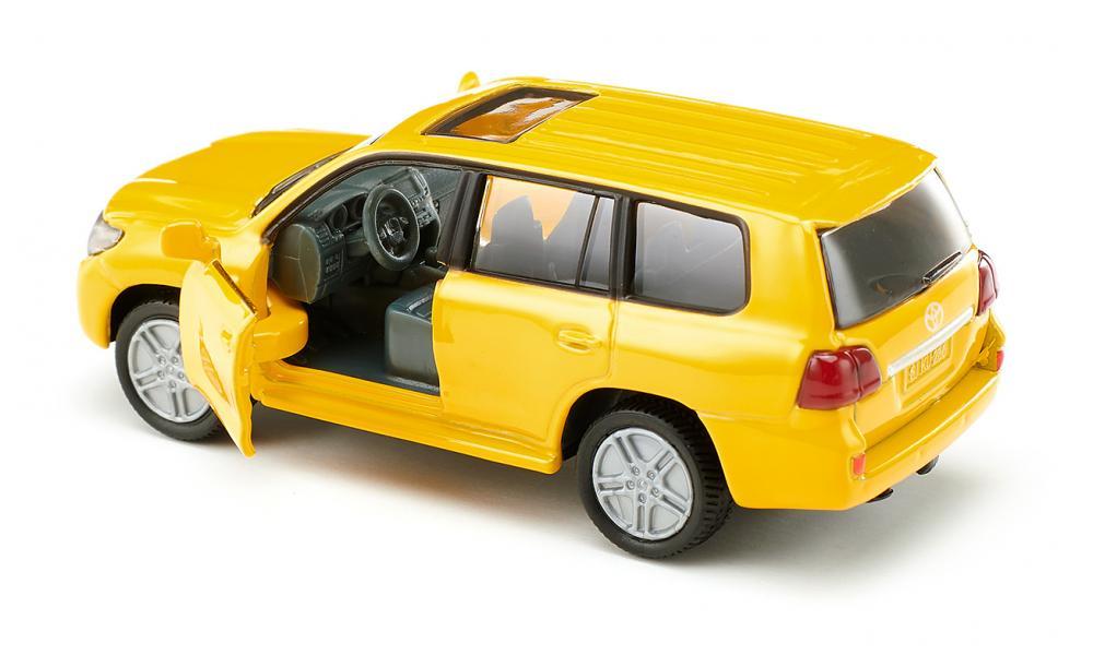 Masinuta - Toyota Landcruiser | Siku - 2