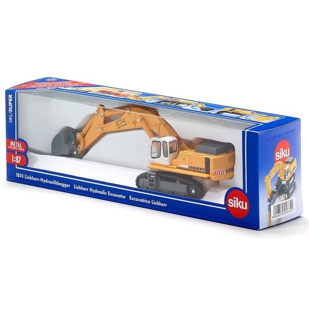 Excavator Hidraulic Liebherr | Siku - 1