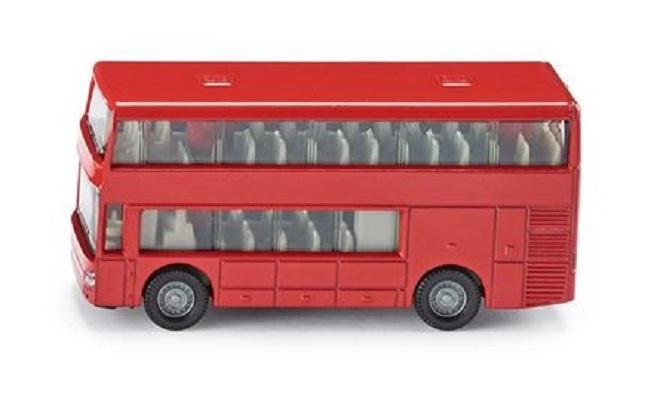 Double Deker Bus | Siku