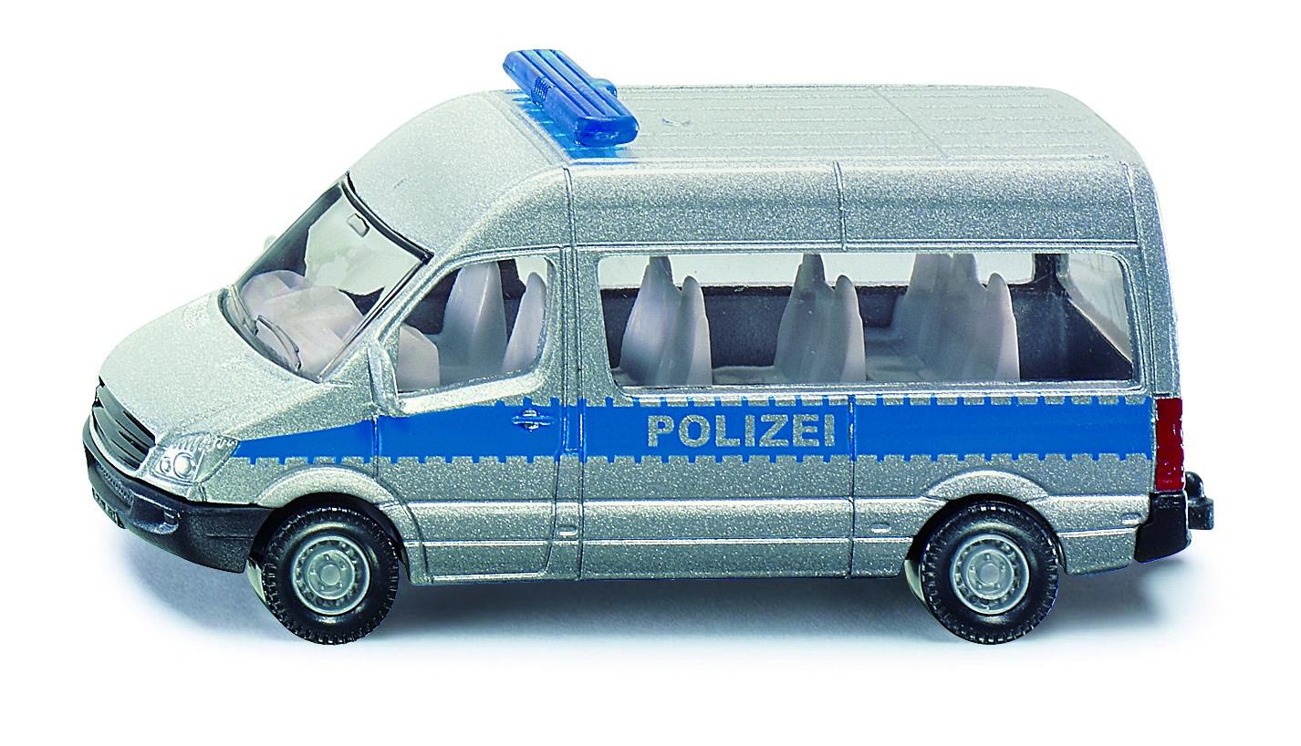 Masinuta - Police Van | Siku