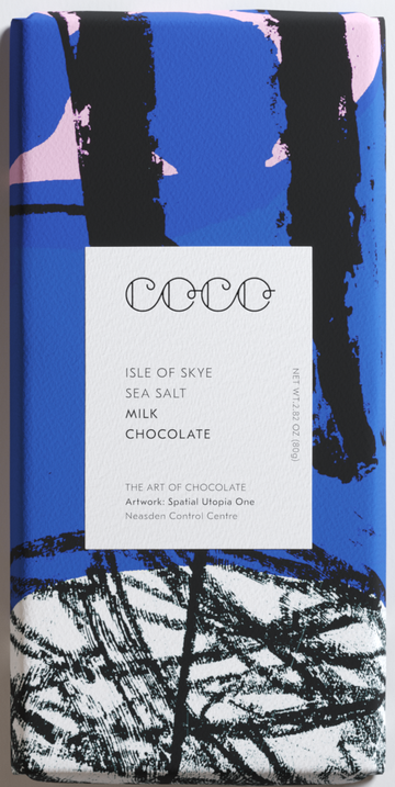 Ciocolata - Isle of Skye Sea, Milk Chocolate thumbnail