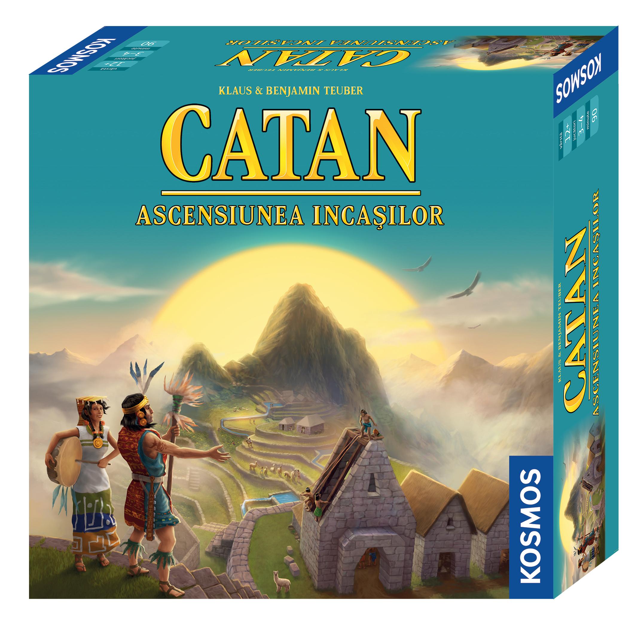Catan - Ascensiunea Incasilor | Kosmos