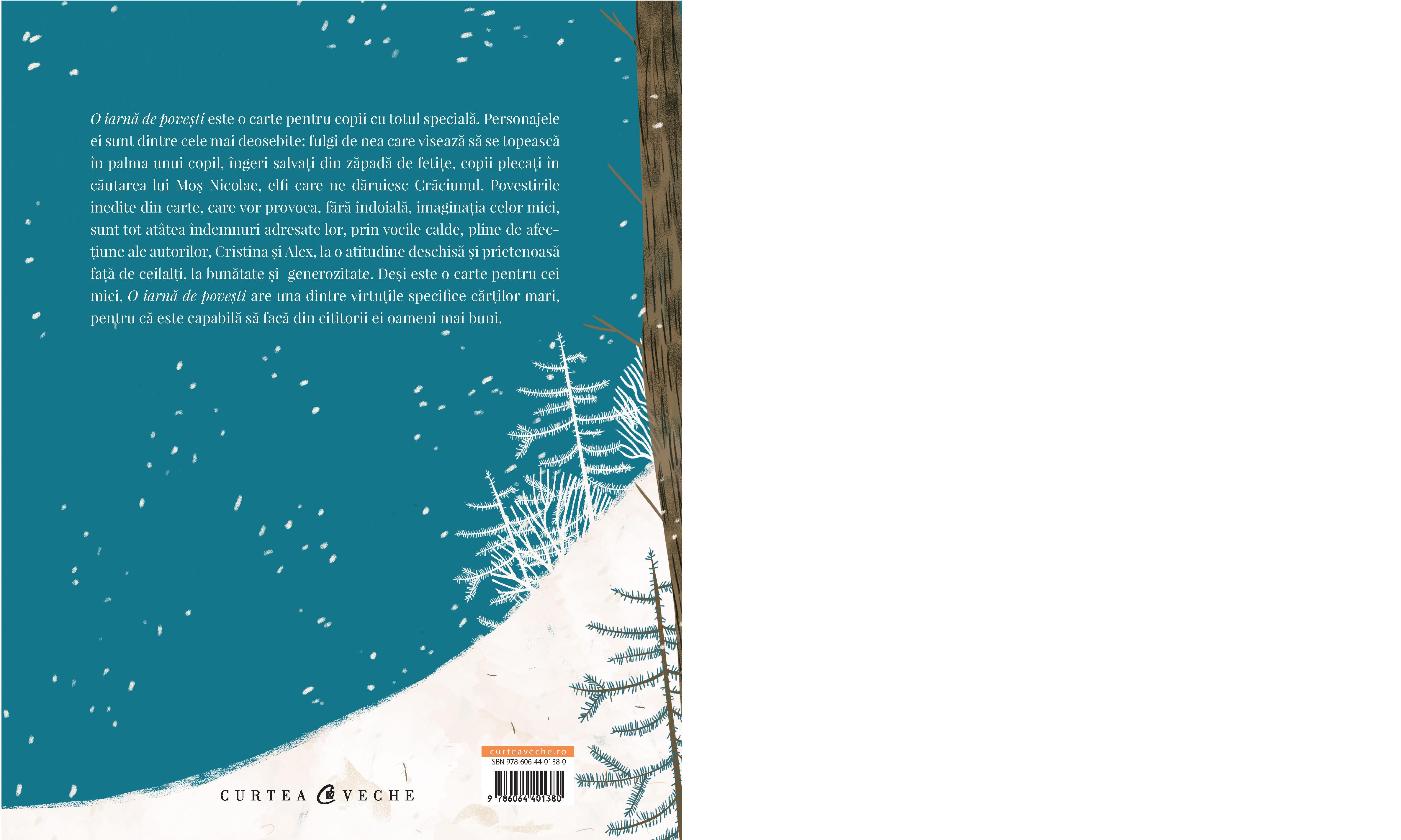 O iarna de povesti