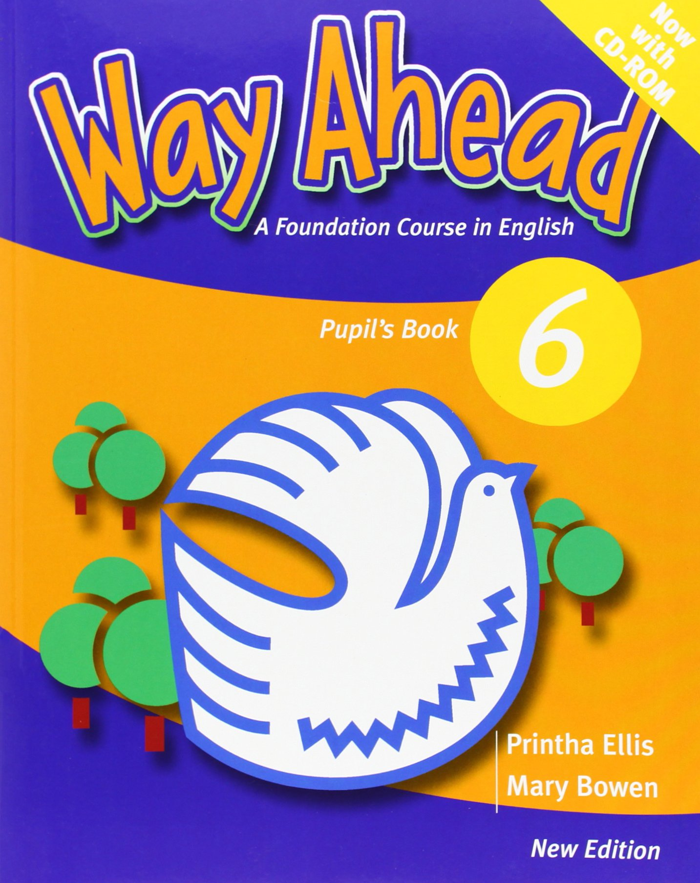 Way Ahead Level 6 Pupil's Book & CD-ROM Pack