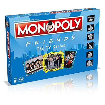 Monopoly Friends - Prietenii tai | Hasbro