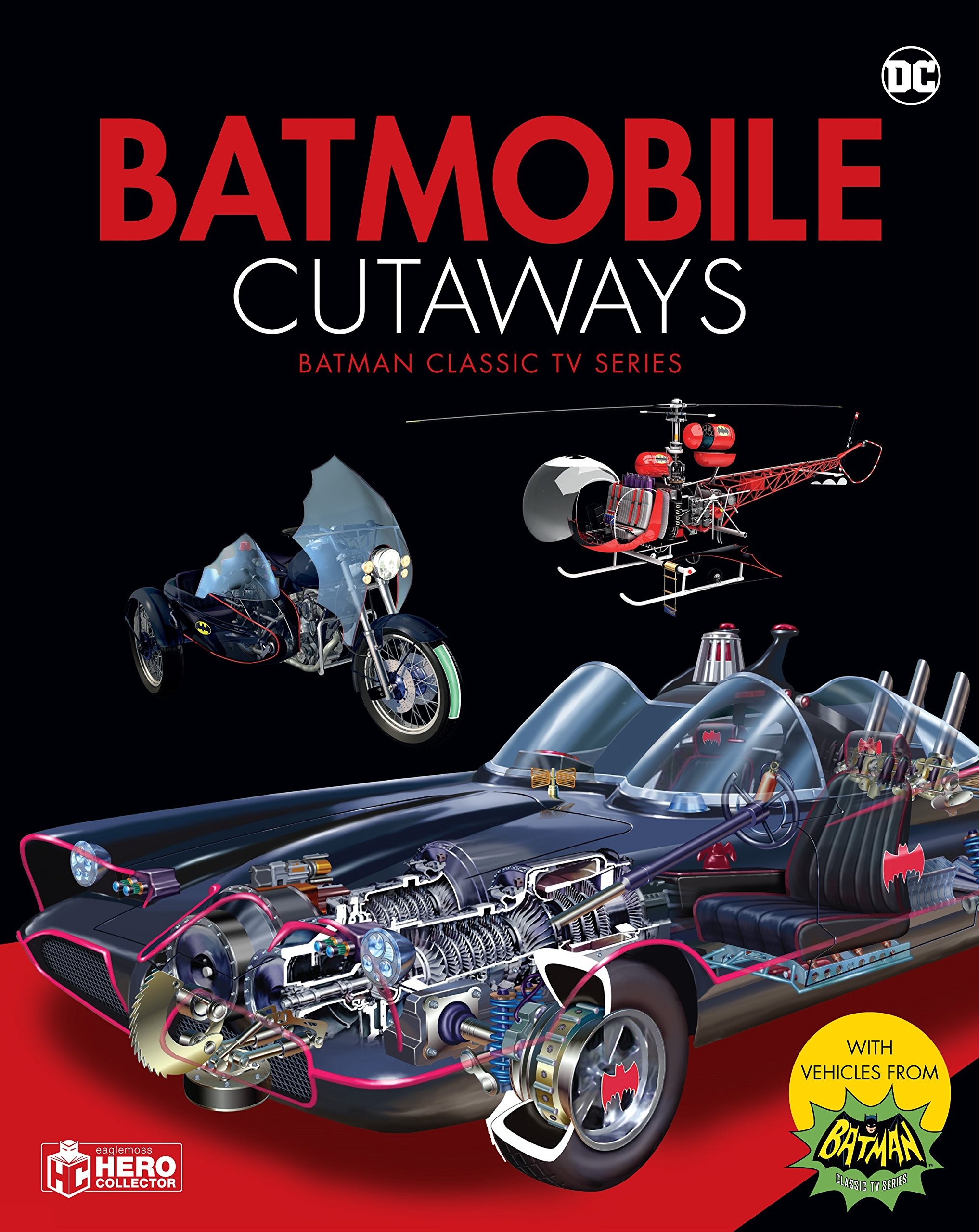 Batmobile Cutaways thumbnail