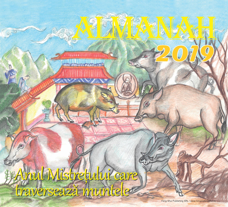Almanah Feng Shui 2019 thumbnail