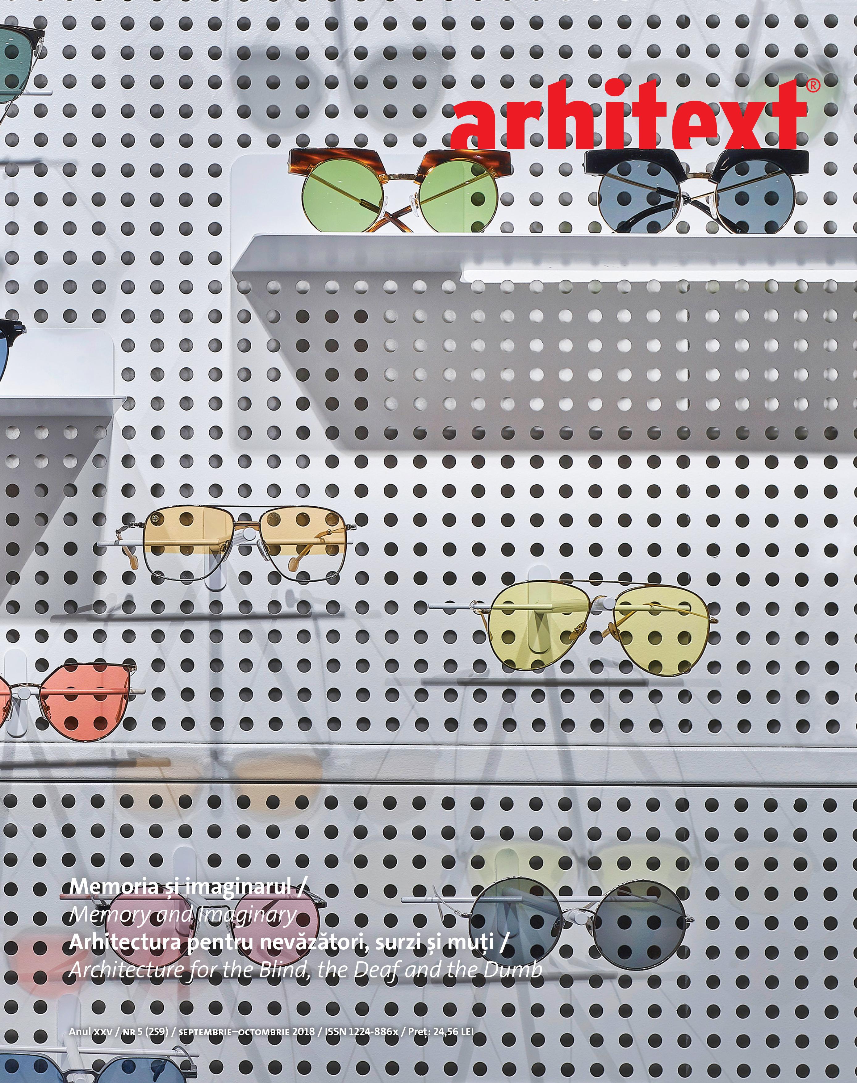 Revista Arhitext Nr 5/2018
