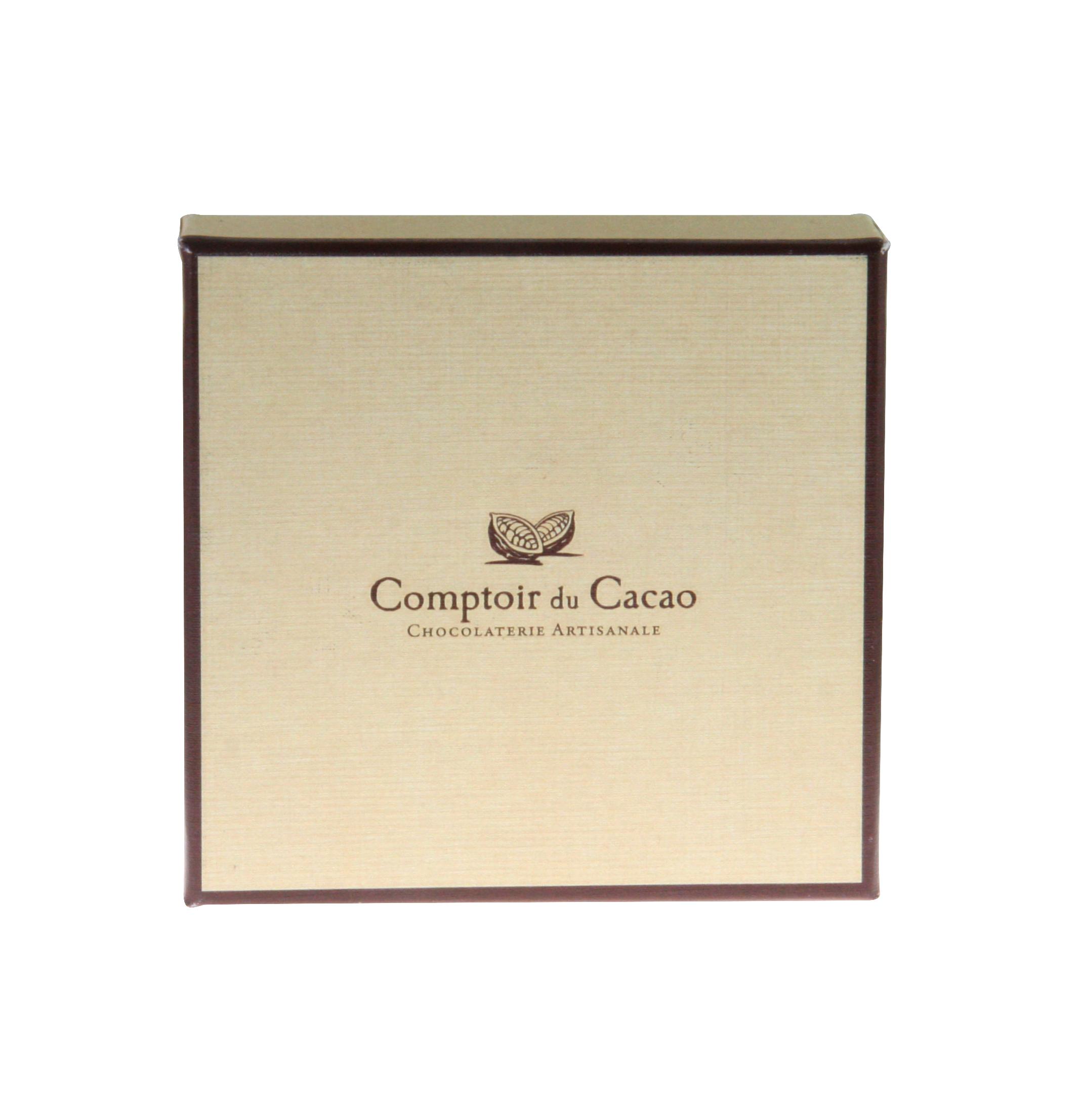 Ciocolata Neagra - Praline Assortment Comptoir Gift Box (90 g) thumbnail