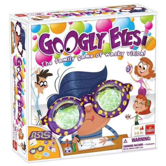 Joc de societate - Googly Eyes Goliath | Goliath Games