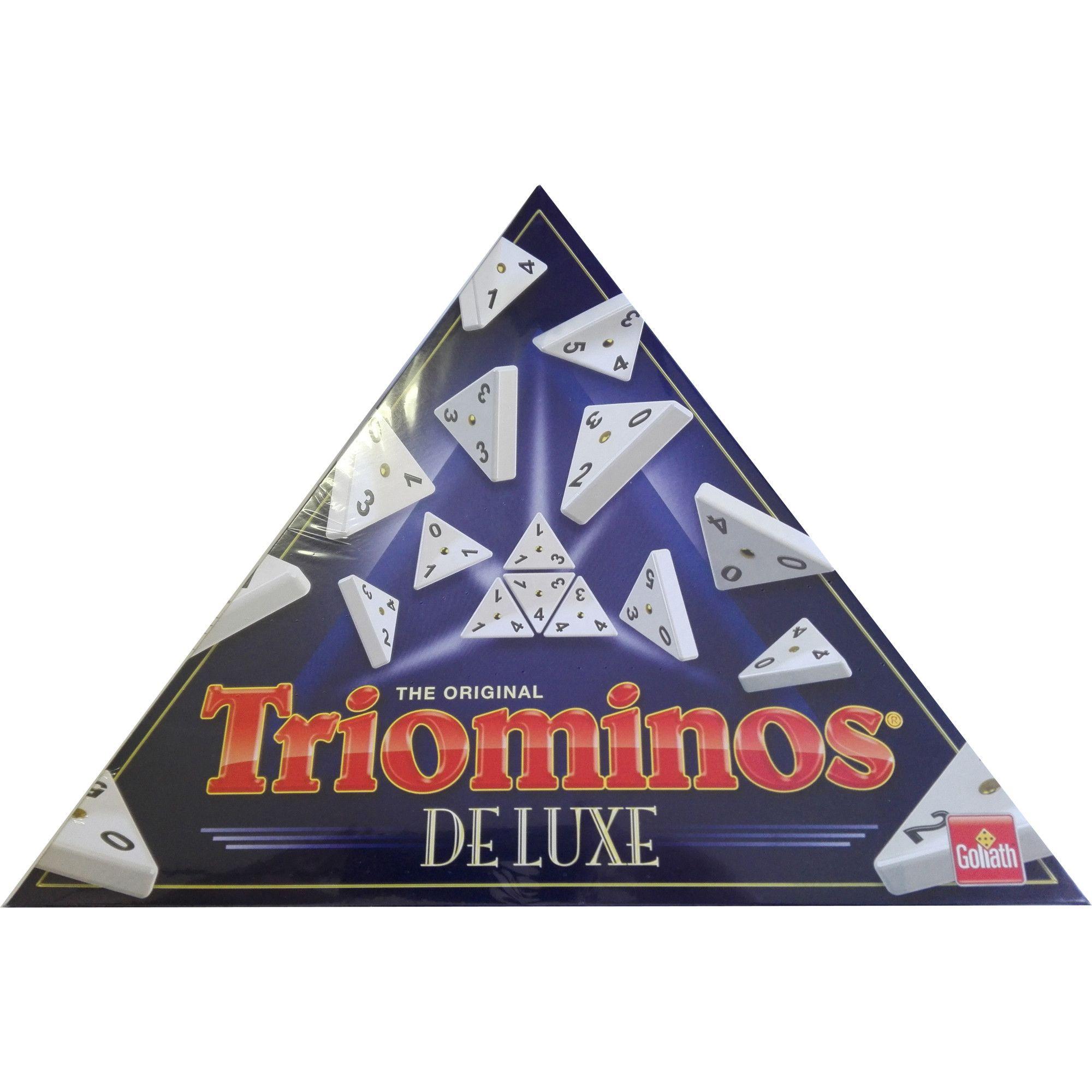 Joc de societate - Triominos de Lux thumbnail
