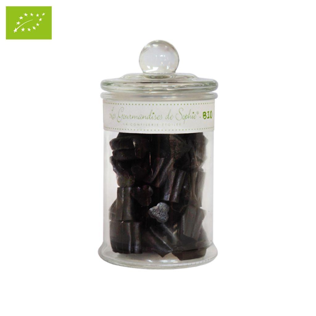 Ciocolata Neagra Bio-Vegana - Reglisse Tendre thumbnail