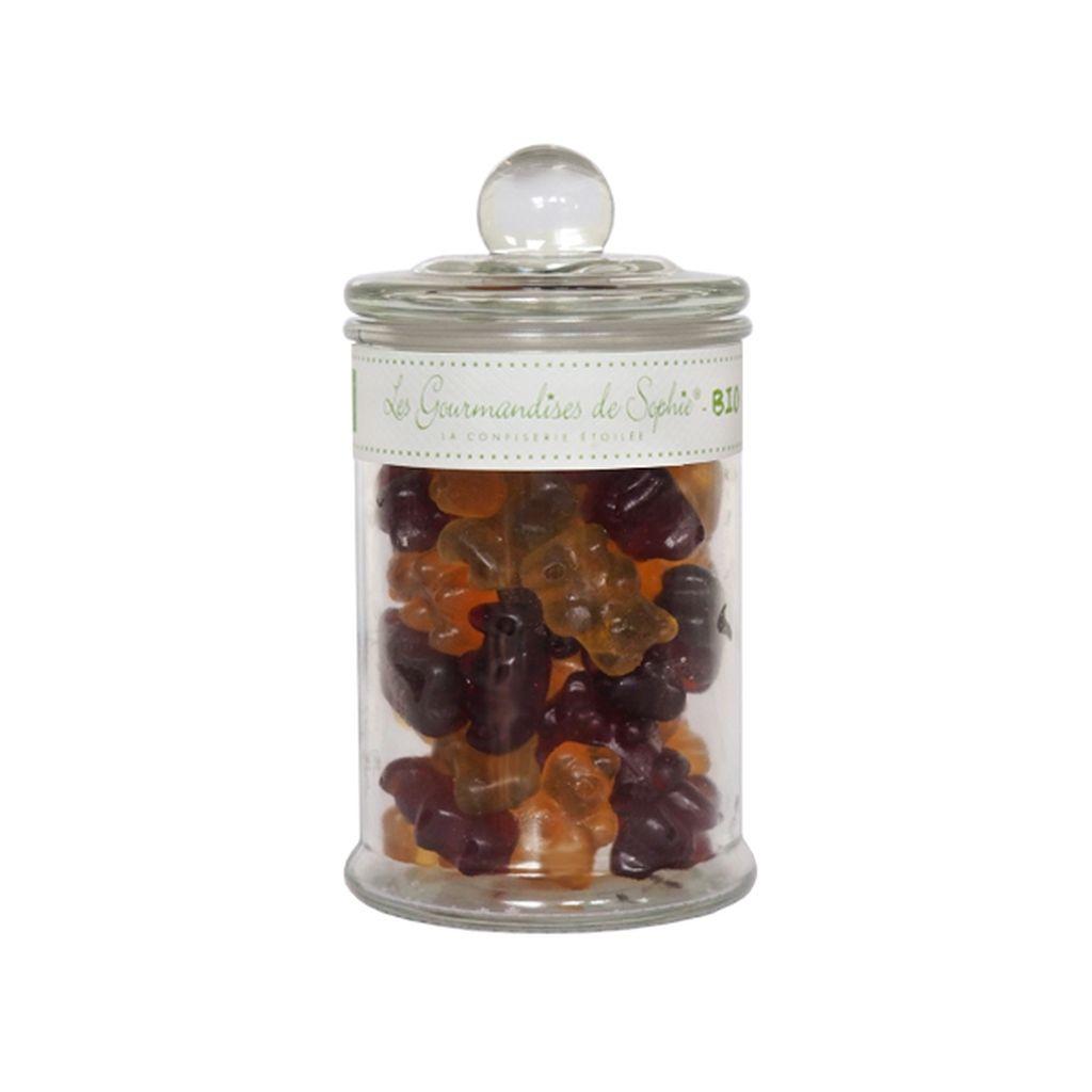 Jeleuri Bio-Vegane - Oursons Multi-Fruits thumbnail