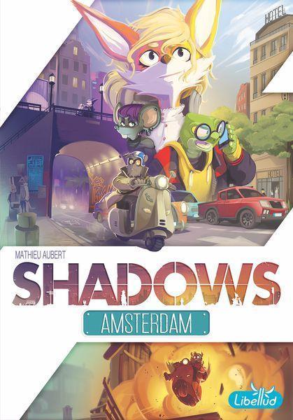 Shadows: Amsterdam   Libellud