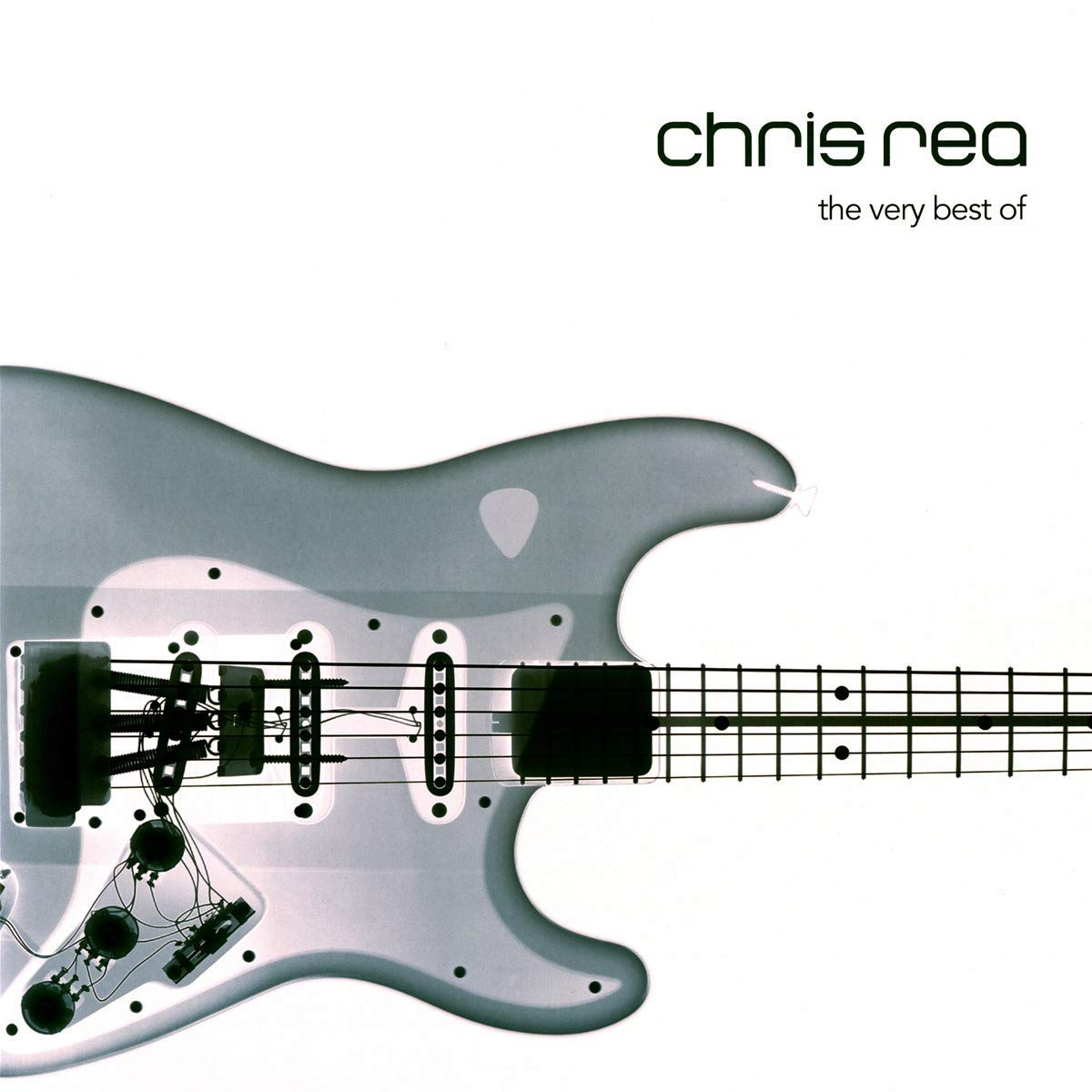 The Very Best Of Chris Rea - Vinyl thumbnail