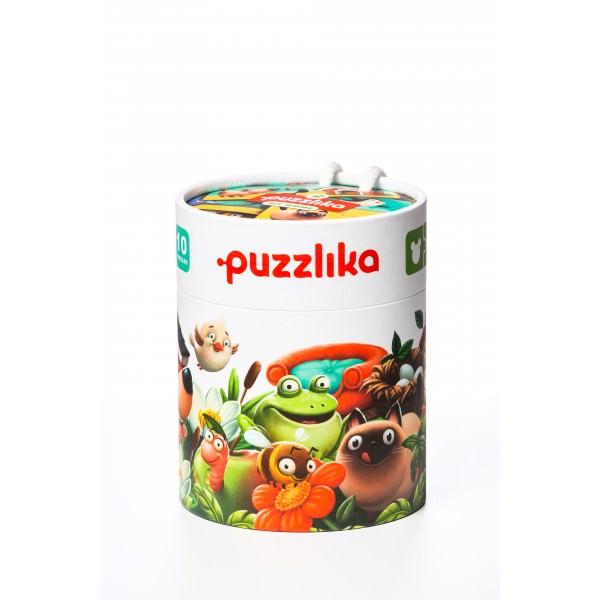 Puzzle - Cubika - Casa mea   Cubika