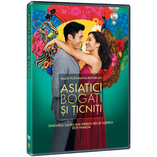 Asiatici bogati si ticniti / Crazy Rich Asians thumbnail