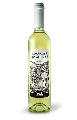 Vin - Tamaioasa Romaneasca, alb, dulce thumbnail