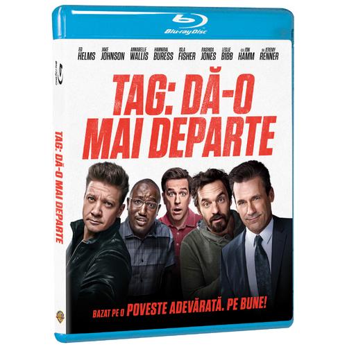 Tag: Da-o mai departe / Tag (Blu-Ray) thumbnail