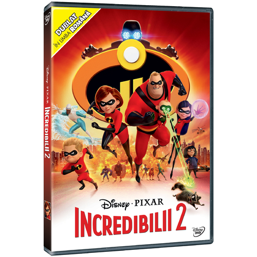 Incredibilii 2 / The Incredibles 2 thumbnail