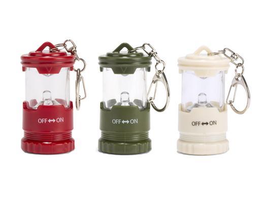 Breloc - Mini Lantern Keychain - mai multe culori thumbnail