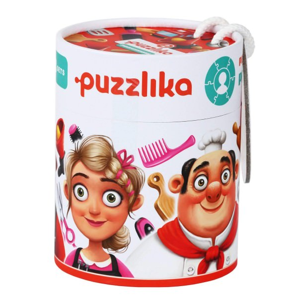 Puzzle - Cubika - Meserii 2 thumbnail