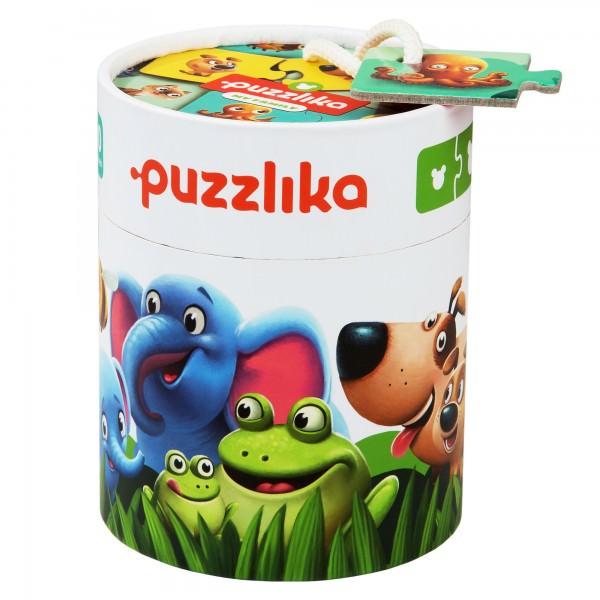 Puzzle - Cubika - Familia potrivita thumbnail