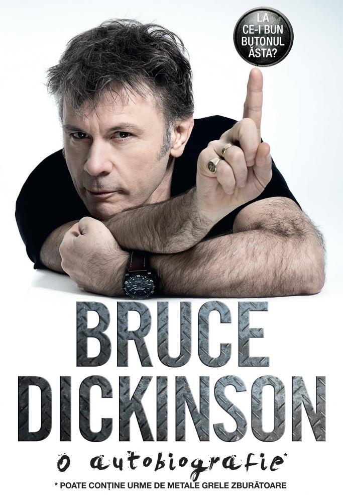 Imagine La Ce-i Bun Butonul Asta? - Bruce Dickinson